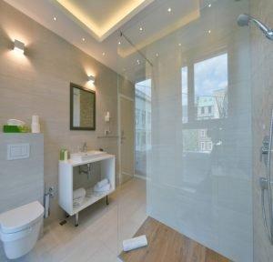 wet room in Hamilton